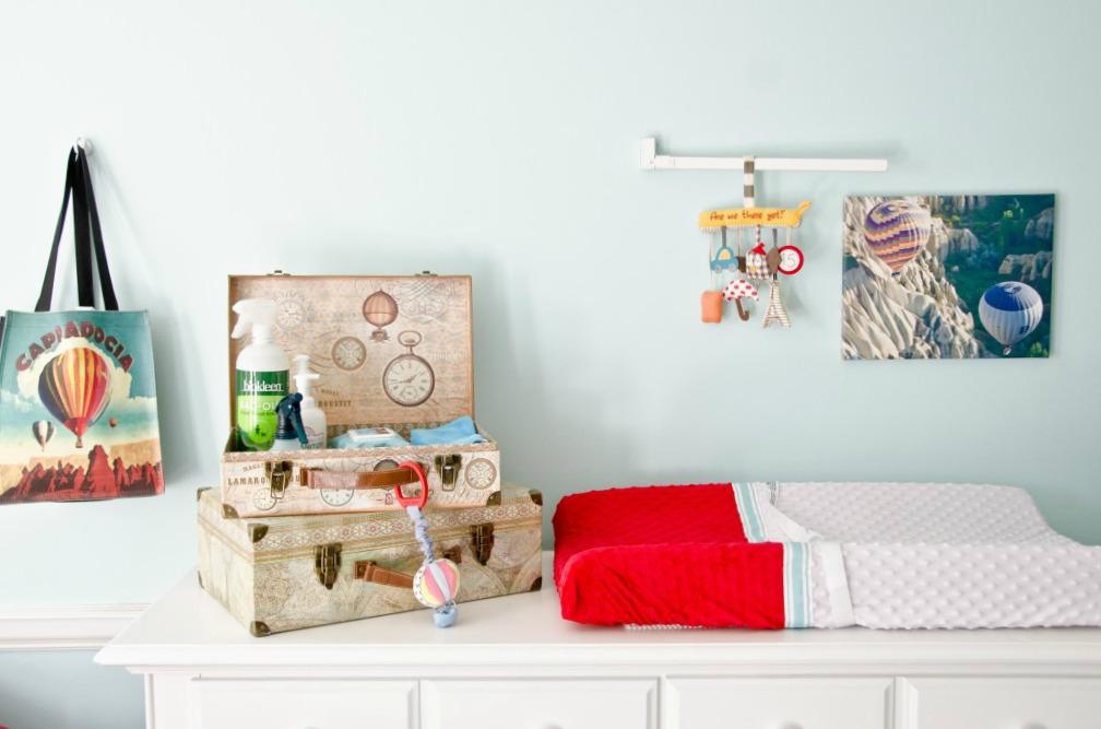 Travel-Inspired Nursery - Project Nursery