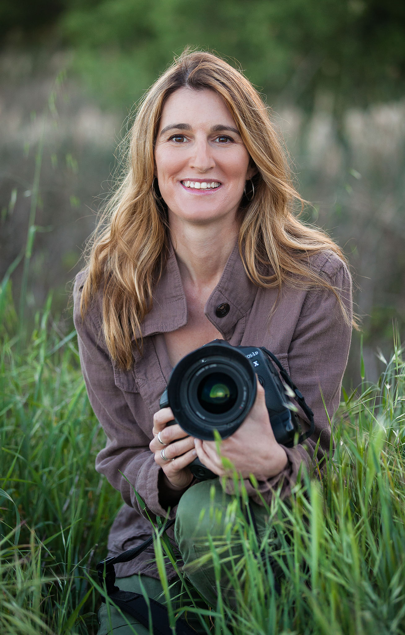 Wildlife Photographer Suzi Eszterhas
