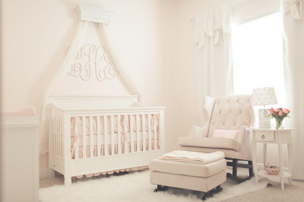 Pink Simplicity Nursery