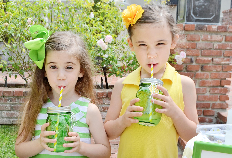 Sipping Lemonade - Project Nursery
