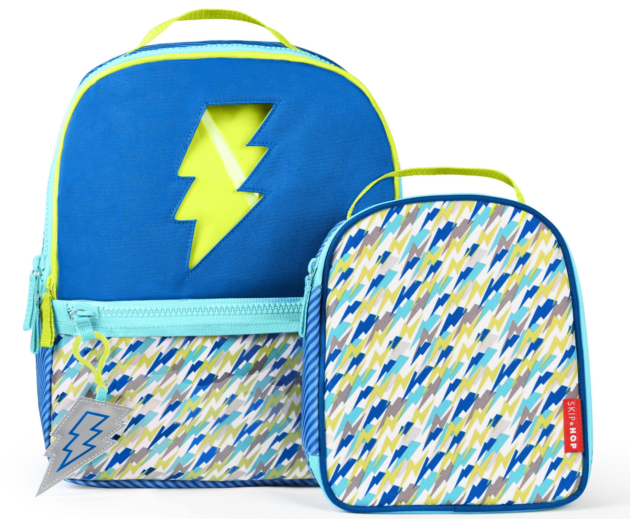 Skip Hop Forget Me Not Lightning Backpack