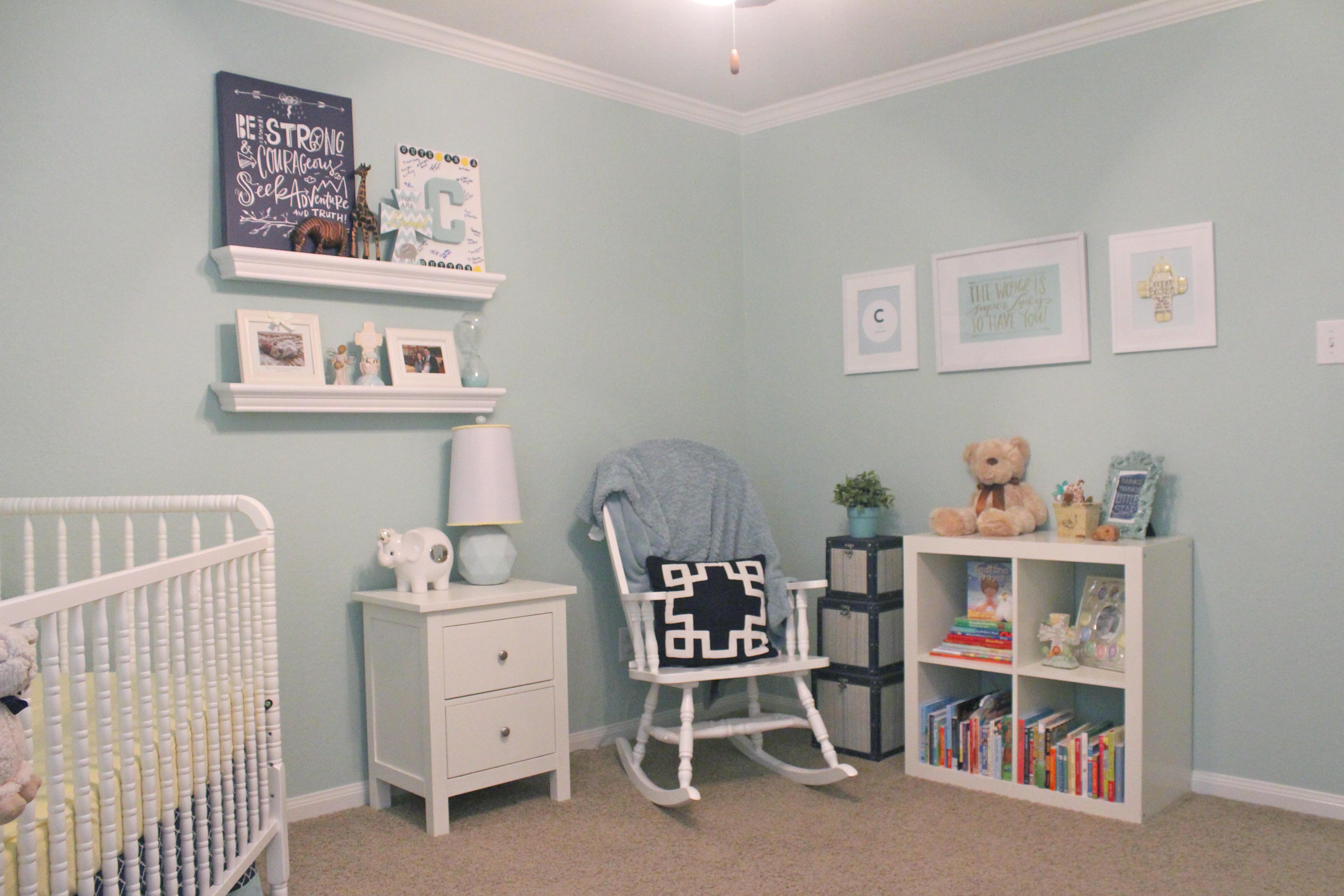 The Nursing/Reading Corner