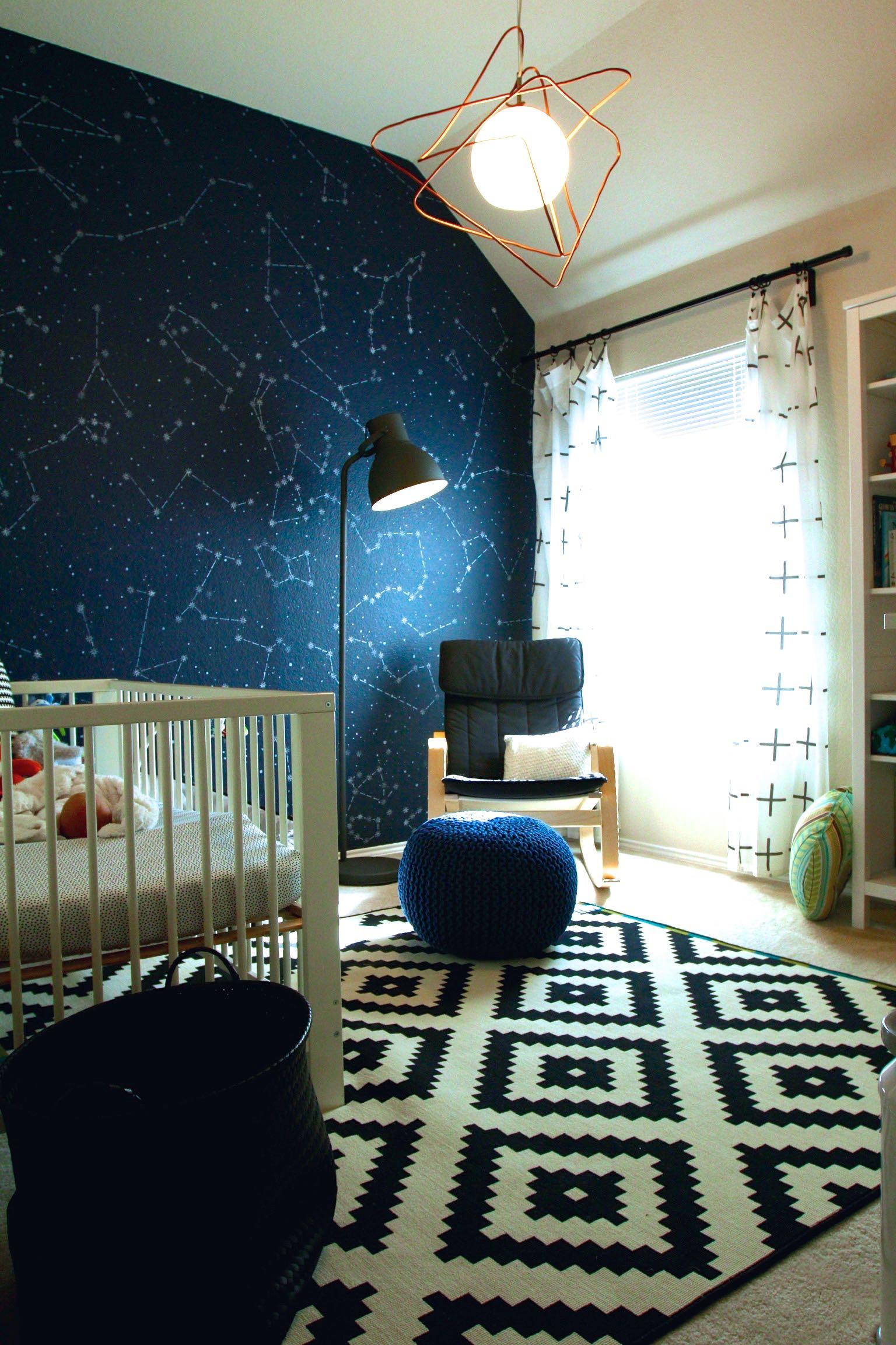 Kaiven\u0027s Space Nursery - Project Nursery