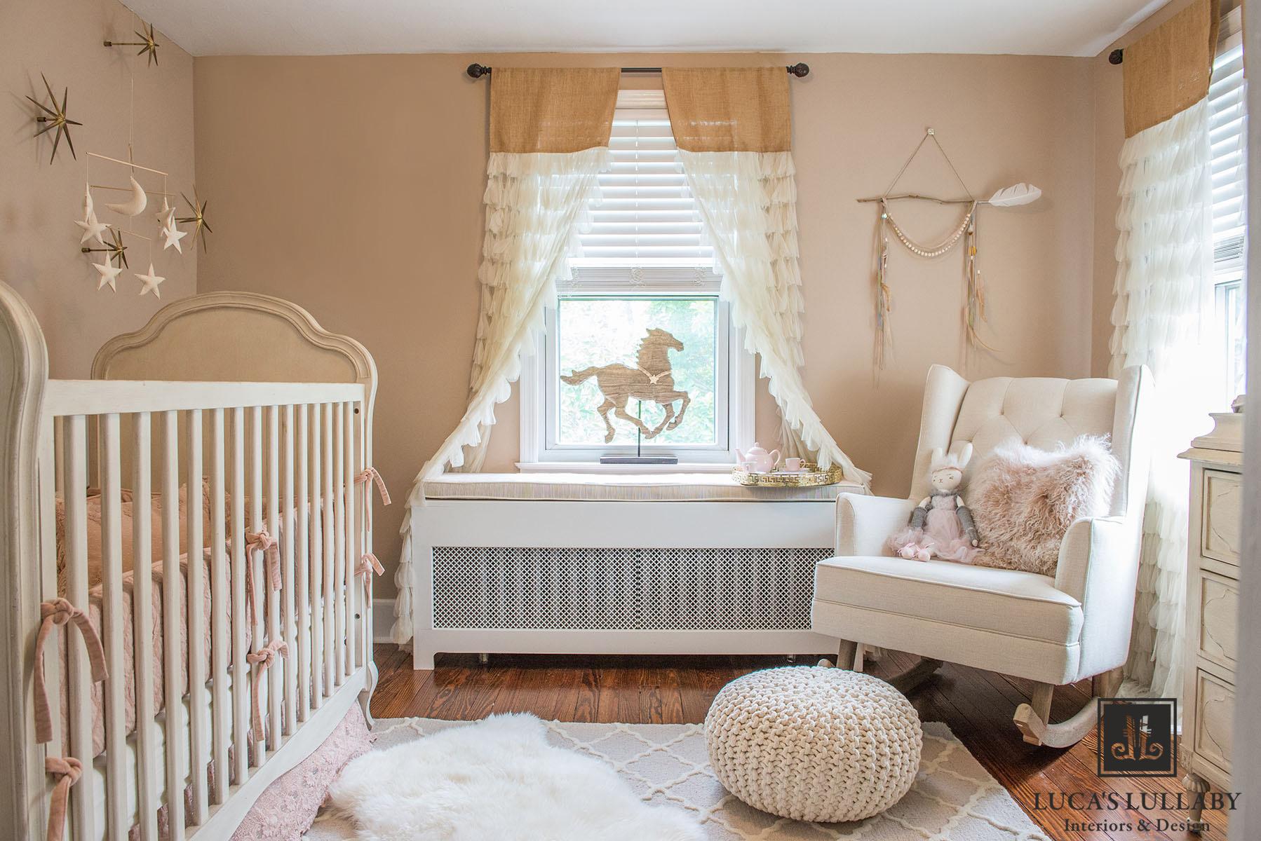 Ella S Rustic Elegance Project Nursery