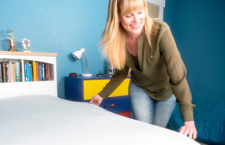 Bed Sheet from QuickZip