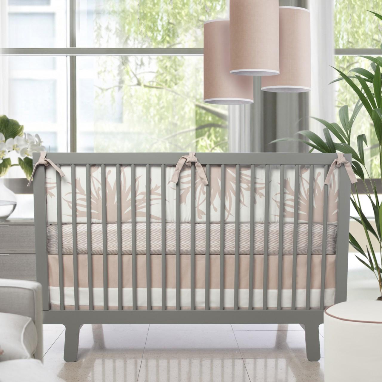 Freesia 3-Piece Crib Set by Oilo