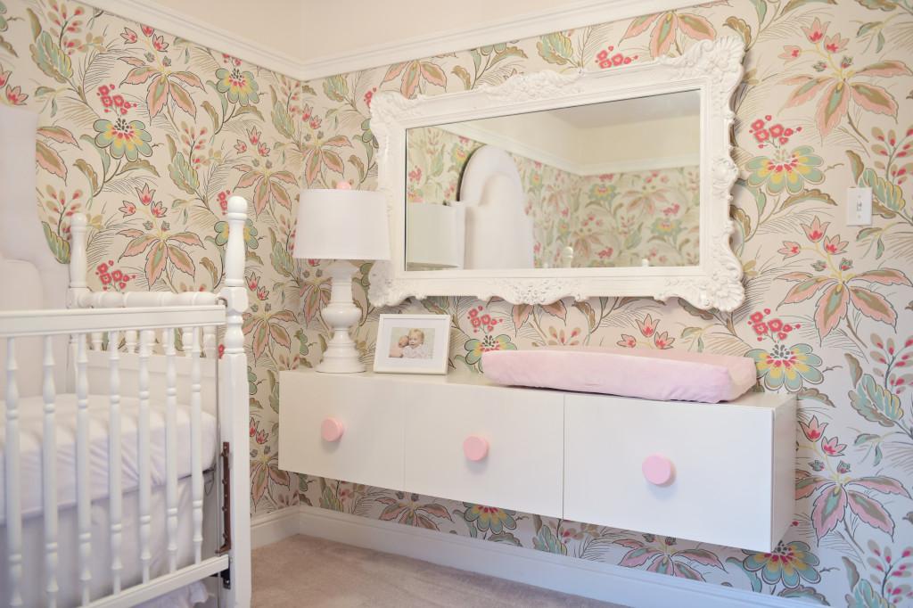 Classic Floral Nursery - Project Nursery