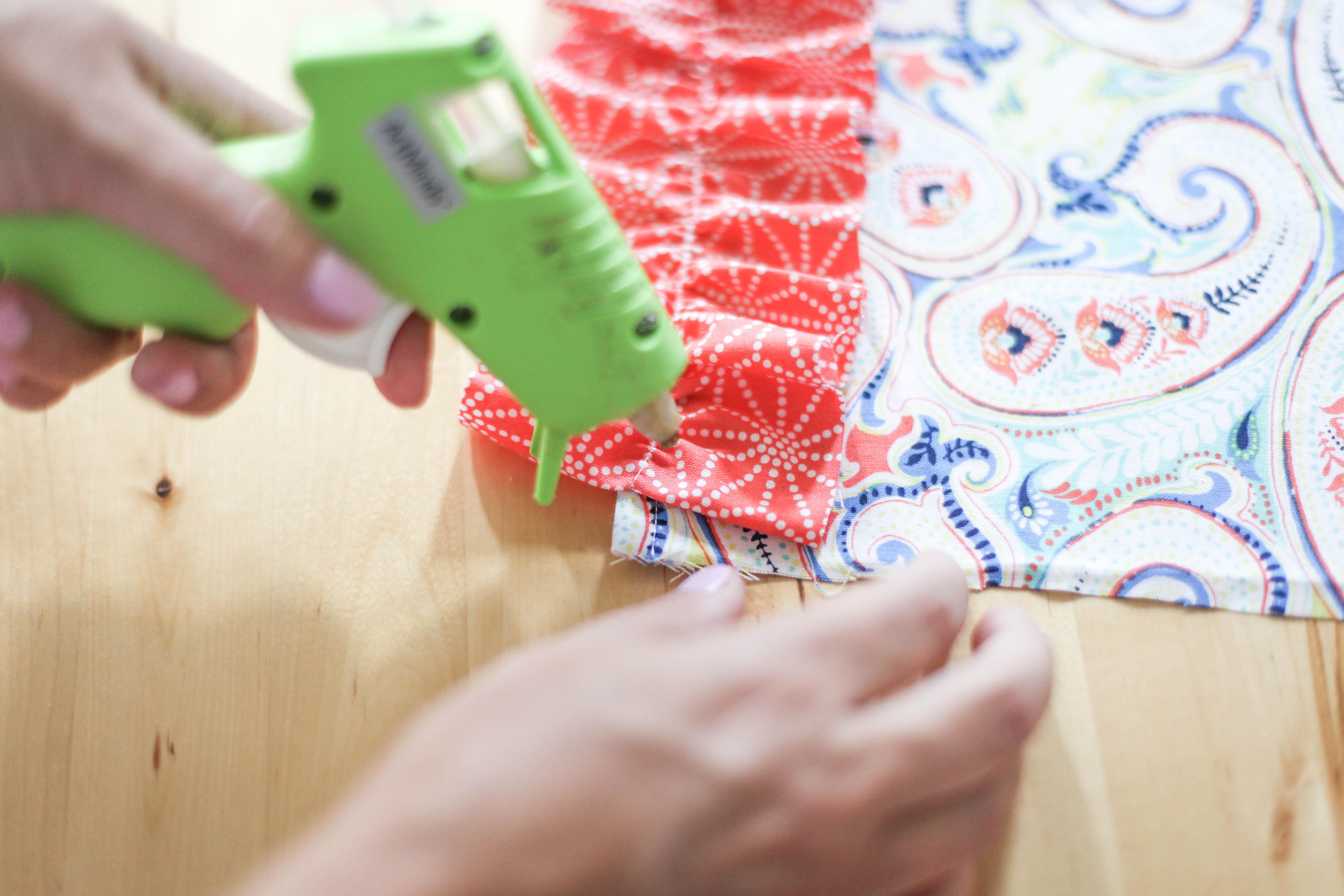 DIY Toddler Teepee Embellishments
