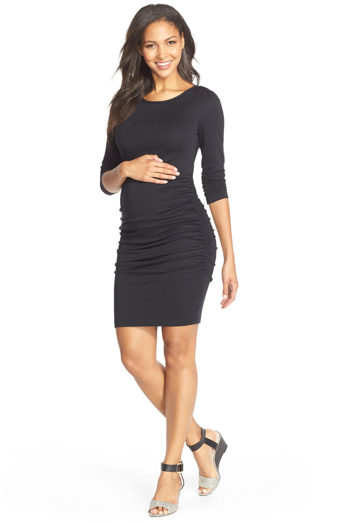 Maternity Little Black Dresses - Project Nursery