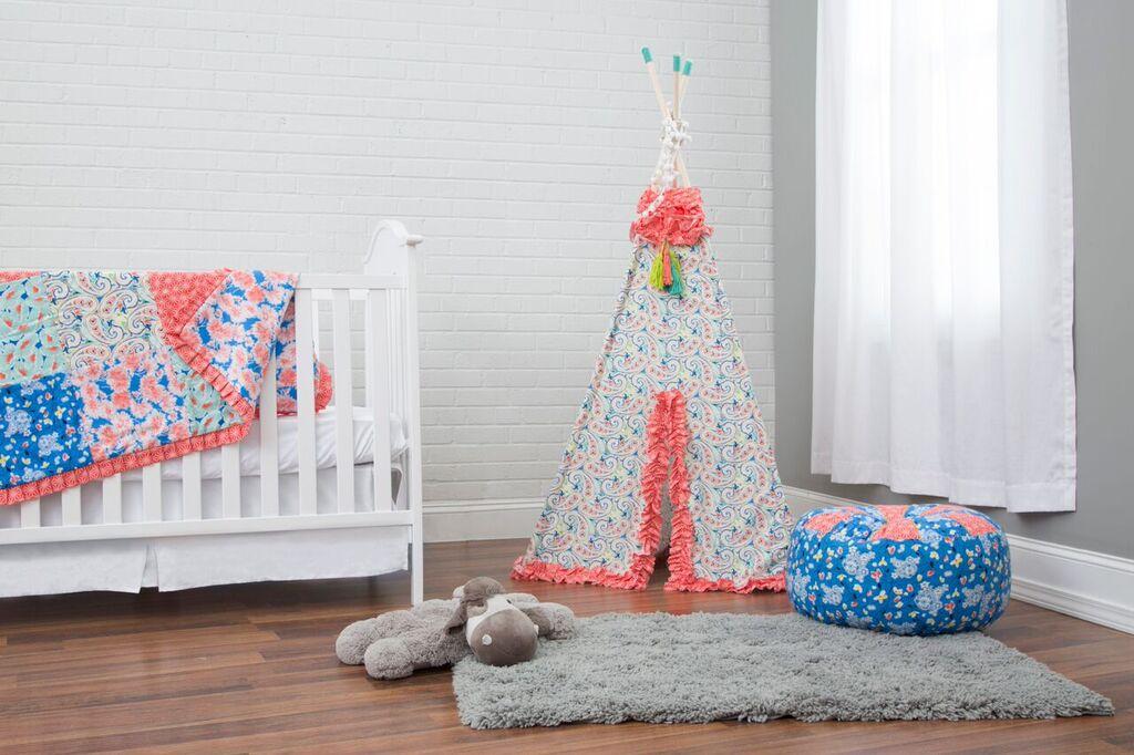 DIY Toddler Teepee