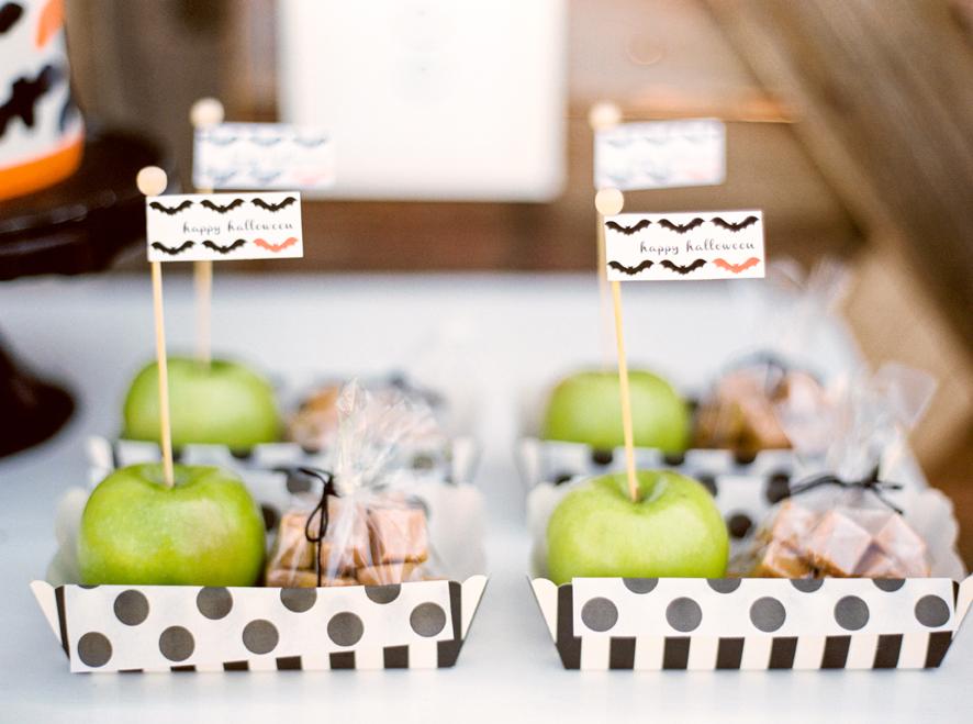 DIY Caramel Apple Kits