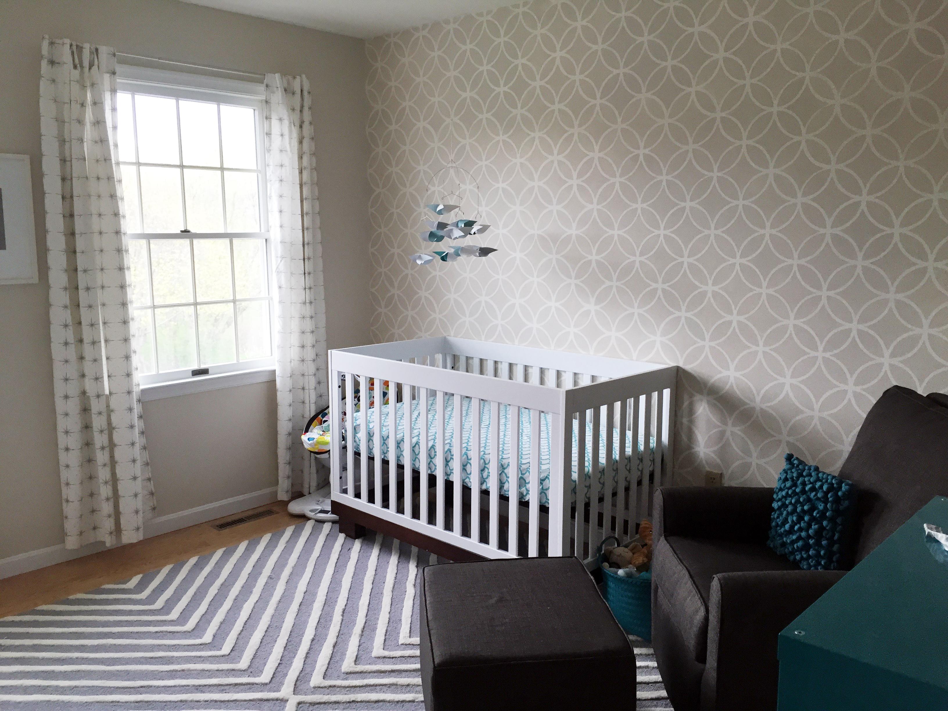 Modern Gender Neutral Nursery Project Nursery