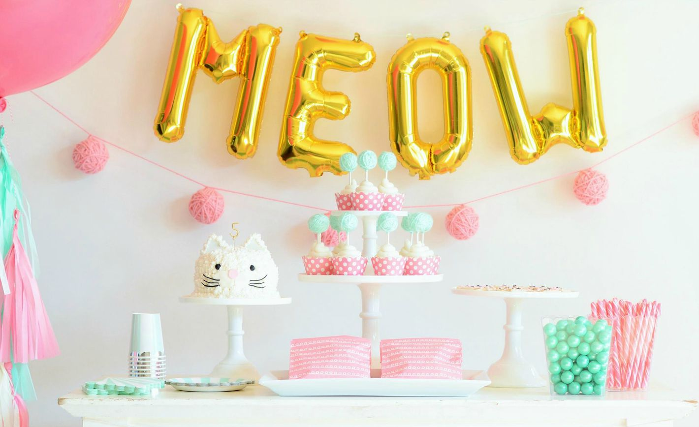How to Throw the Purr-fect Kitten Party - Project Nursery