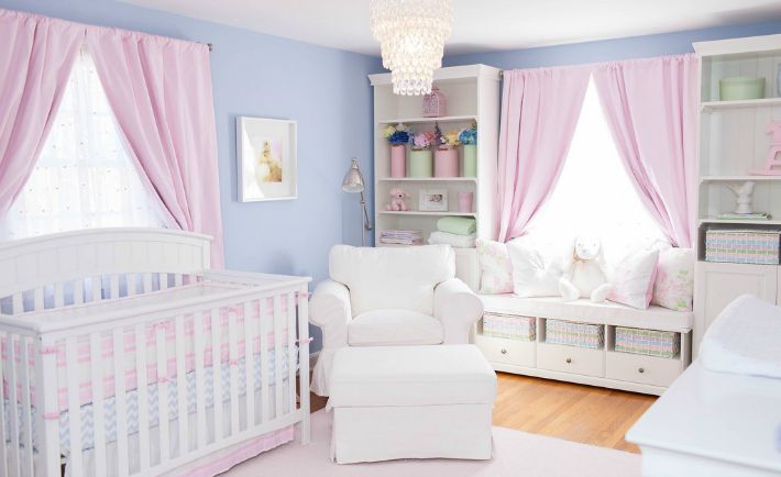 Pastel Girl's Nursery - Project Nursery