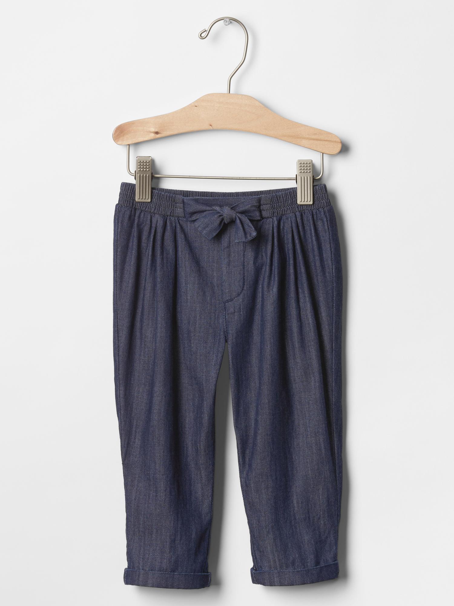 Denim Soft Pants from Baby Gap