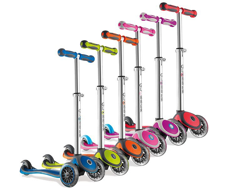 Globber 3 Wheel Scooters