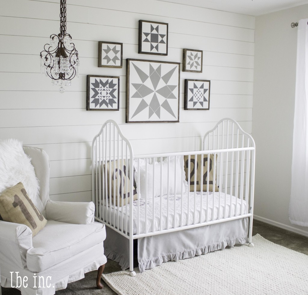 White Gender Neutral Nursery