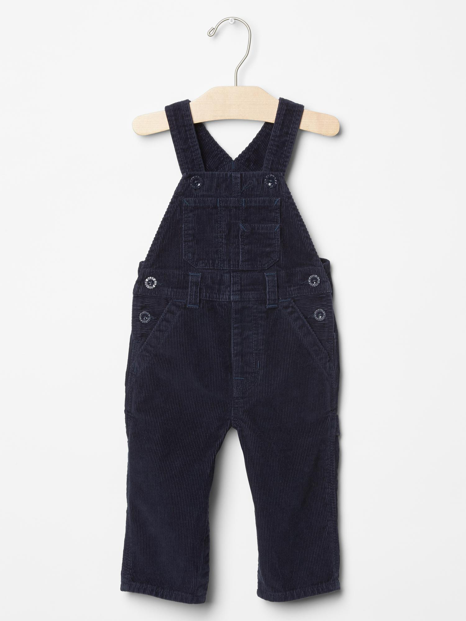 Corduroy Overalls from Baby Gap