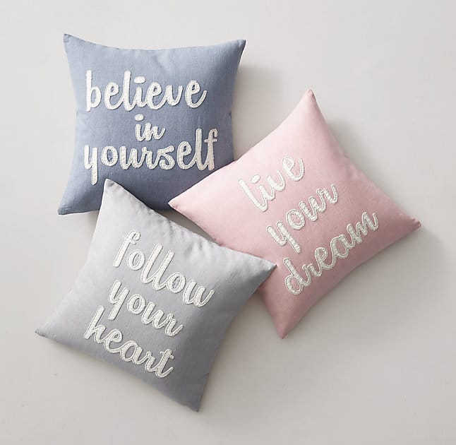 Inspiration Pillows
