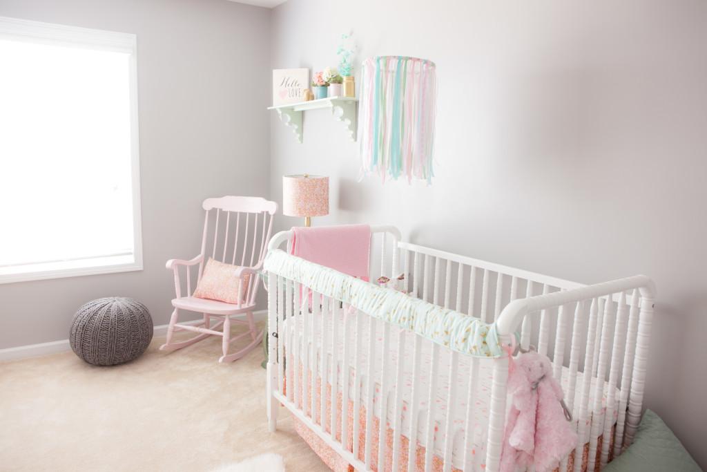 Toddler Playroom Color Scheme