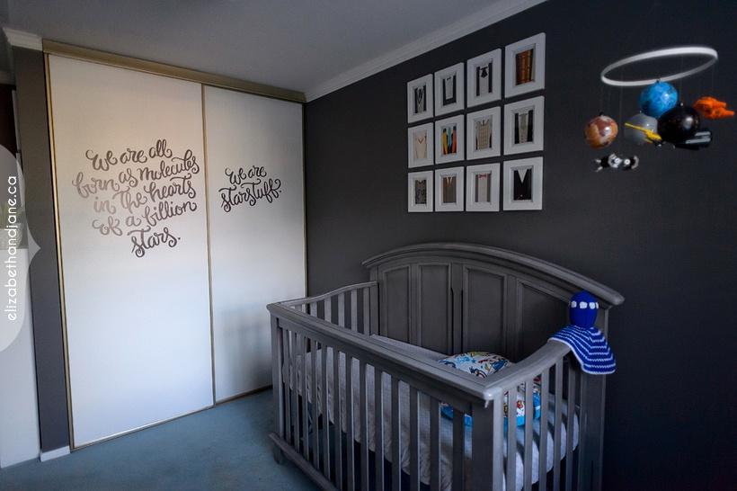 A Modern Quot Nerd Quot Sery Project Nursery