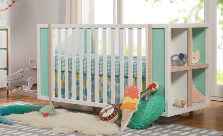 Babyletto Bingo Crib