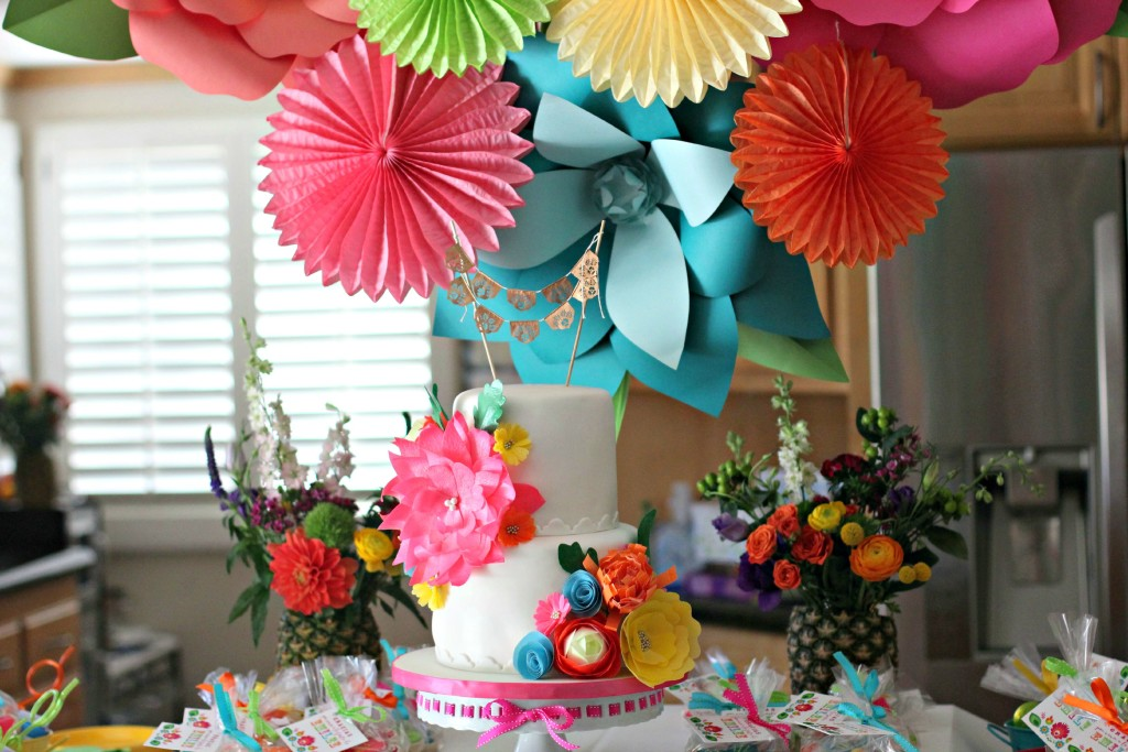 Colorful Fiesta-Themed Birthday Party - Project Nursery