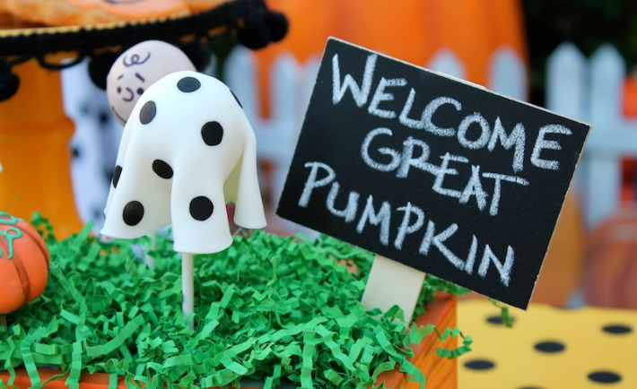 Charlie Brown Halloween Party - Project Nursery