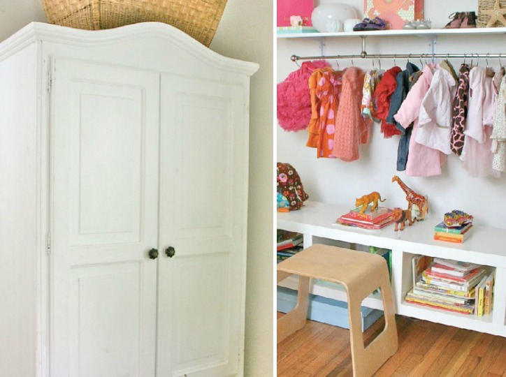Attrayant Baby Clothes Storage And Display   Project Nursery