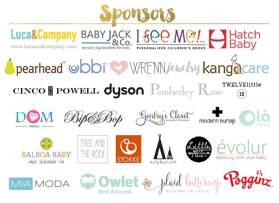 2015 Gift Guide Sponsors