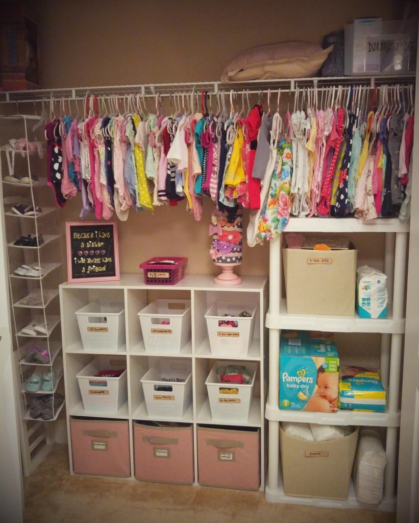 Gianna S Pink And Gray Elephant Nursery Reveal