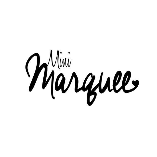 Mini Marquee