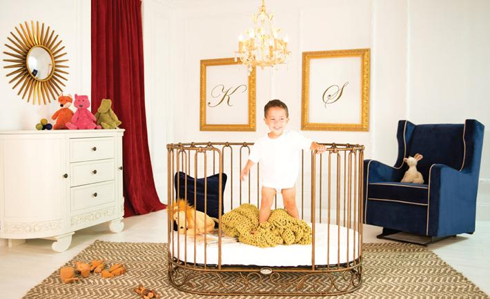 Nursery with Room to Grow