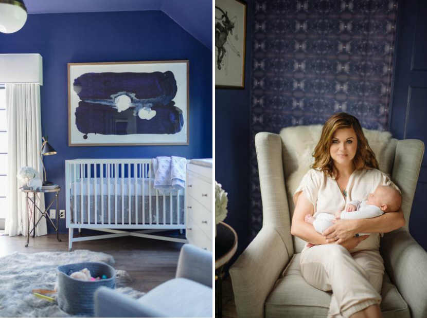 Tiffani Thiesen's Nursery