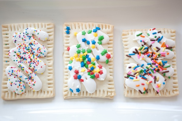 Homemade Pop Tarts - Project Nursery
