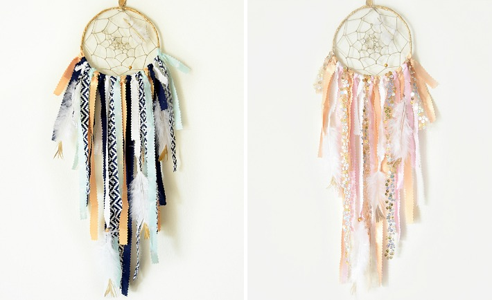 Dreamcatchers from The Project Nursery Shop