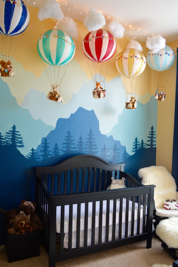 Nursery Trends For Project Nursery - Baby room decals