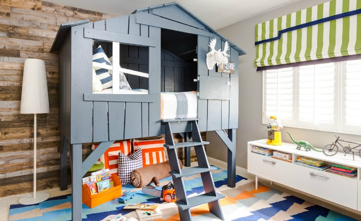 Amelia S Room Toddler Bedroom: Eclectic Toddler Room Design Reveal