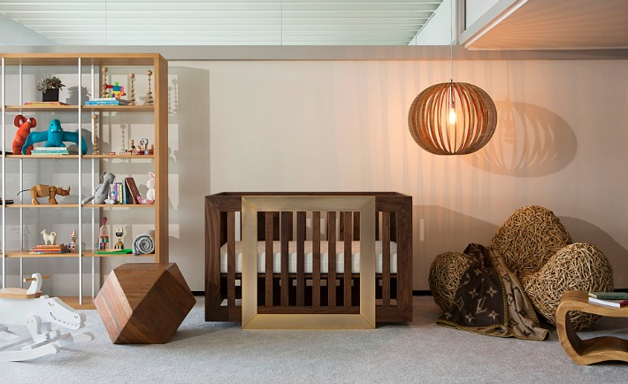 Lydian Crib by Nursery Works