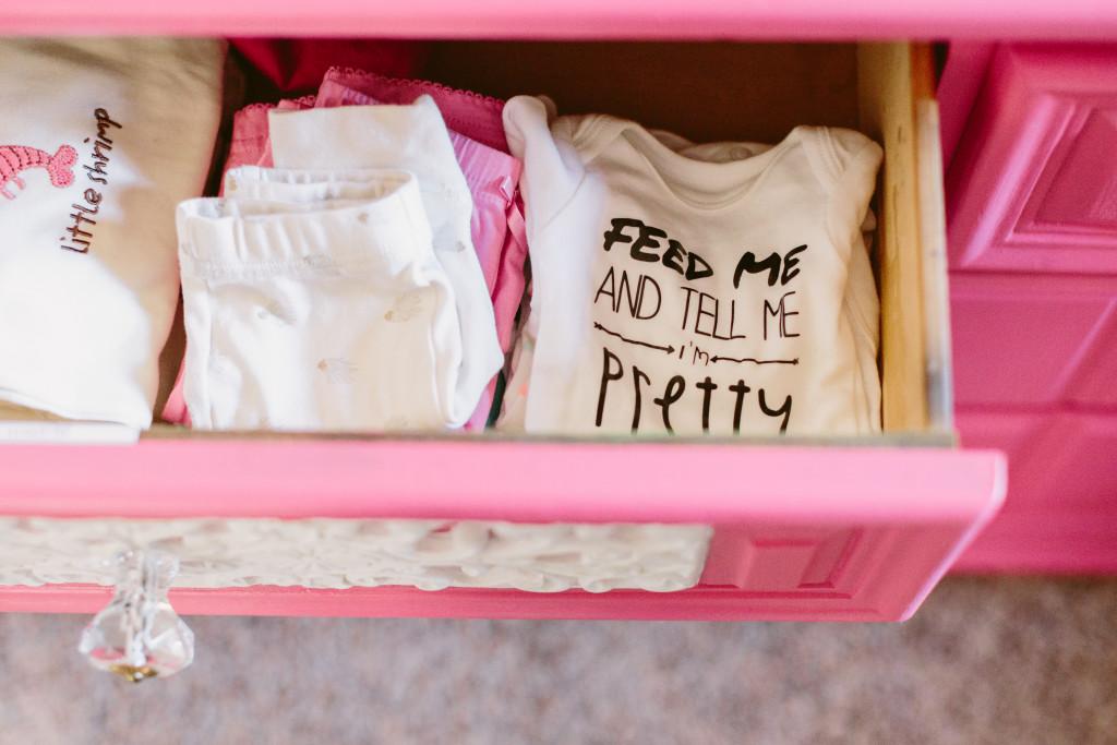 Arden S Bold Baby Girl Nursery Project Nursery