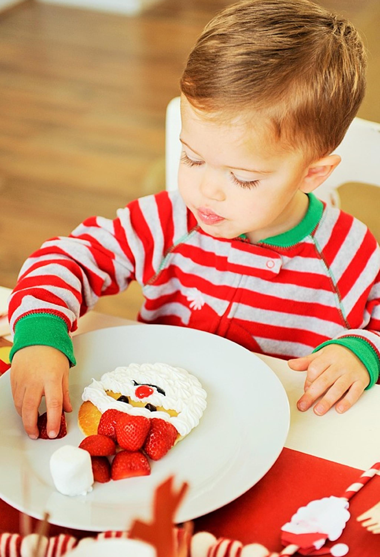 Kids Christmas Pancake Breakfast