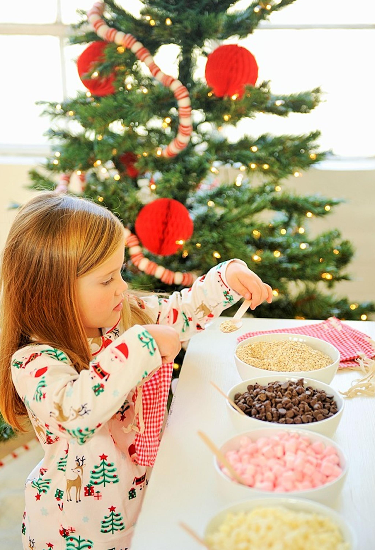 Little Reindeer Baby Food Project