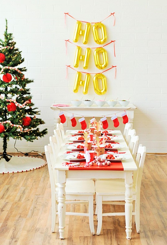 How to Host a Santa Breakfast - Project Nursery