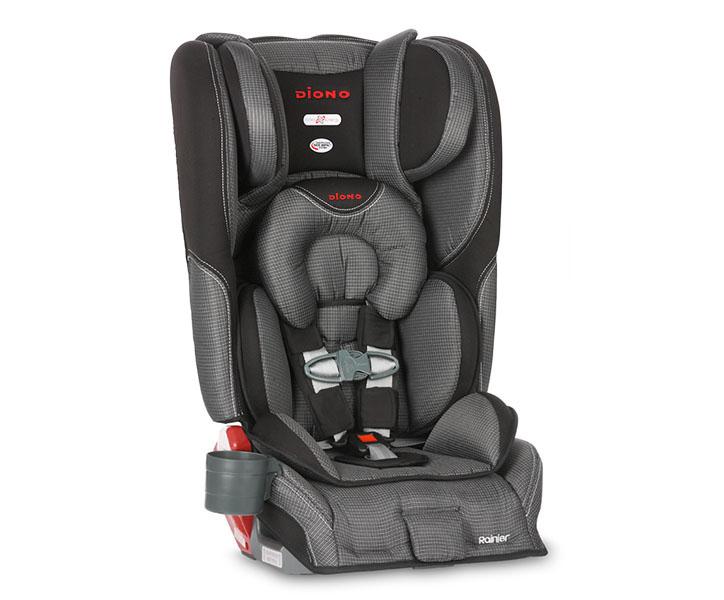Diono Rainier Convertible+Booster Car Seat