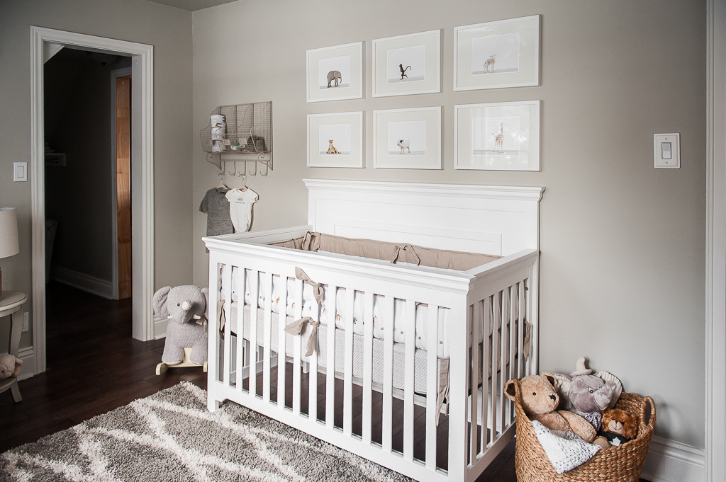 Soothing Safari Nursery