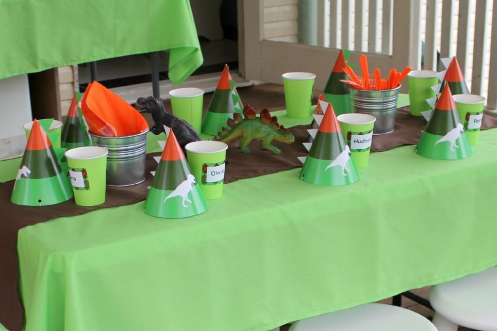 Dinomite Dinosaur 3rd Birthday Party Project Nursery