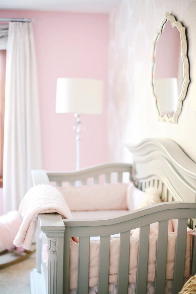 Emilia S Simple And Elegant Nursery Project Nursery