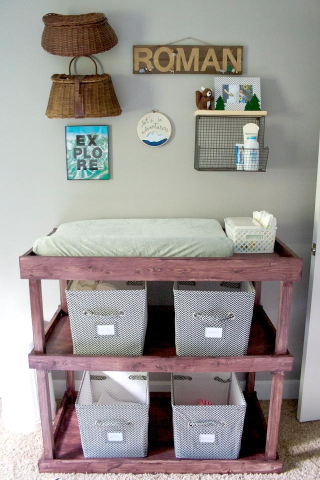 Adventure-Inspired Nursery Decor - Project Nursery
