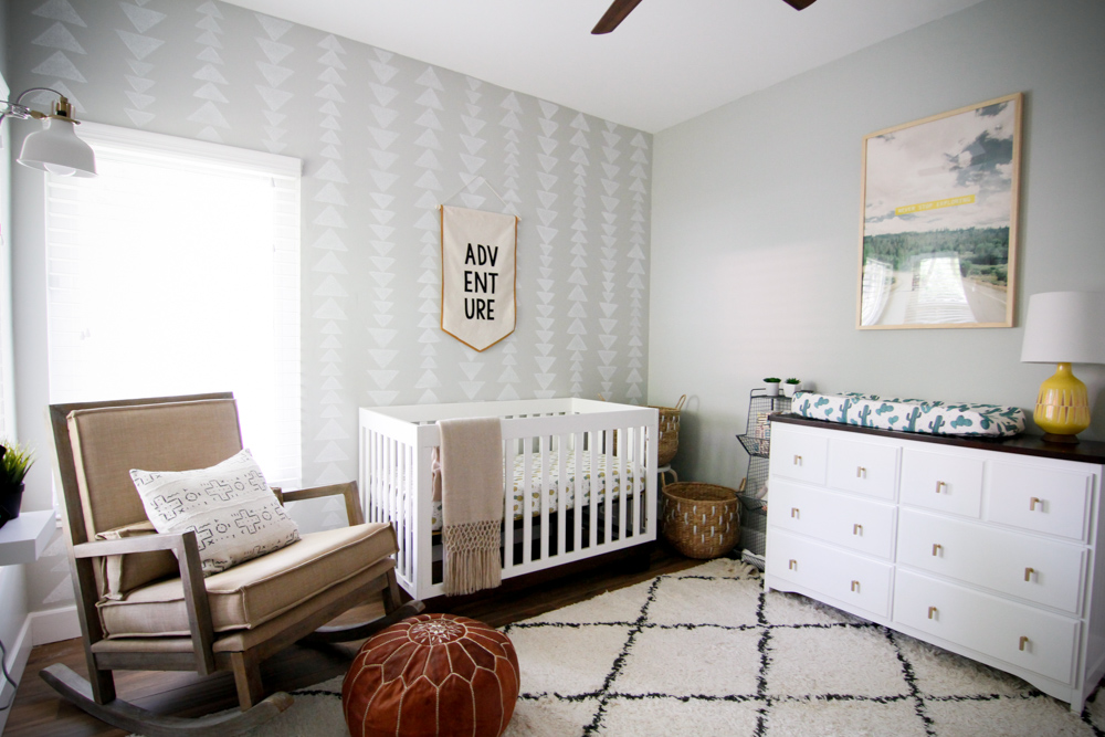 Adventure Inspired Nursery