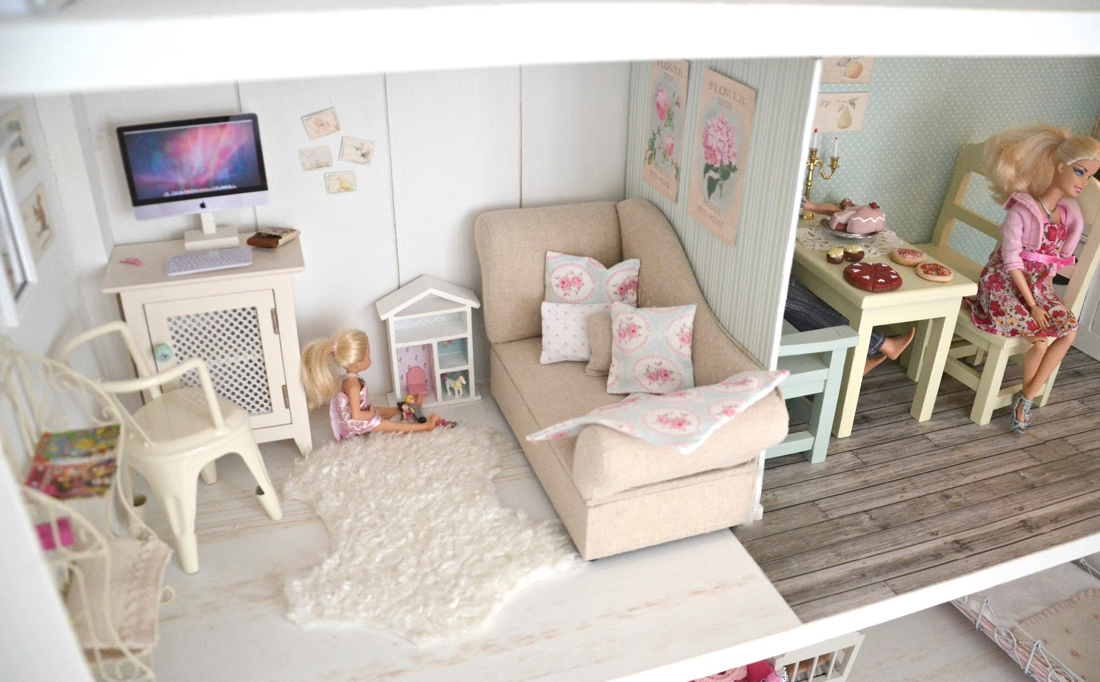 DIY Dollhouse Decor